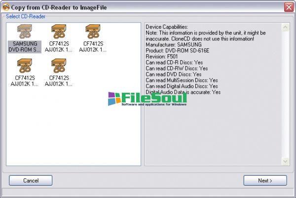 CLONECD 5.2.9.1 TÉLÉCHARGER VERSION