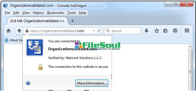 Download Comodo IceDragon 40 1 1 for Windows - FileSoul com
