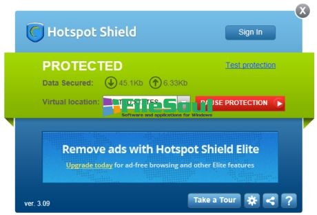 Download Hotspot Shield 7 4 6 for Windows - FileSoul com