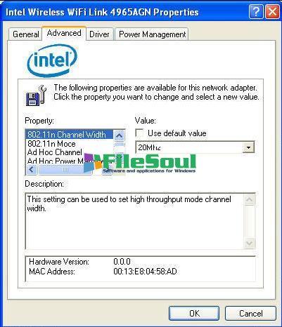 Intel pro wireless 3945abg upgrade
