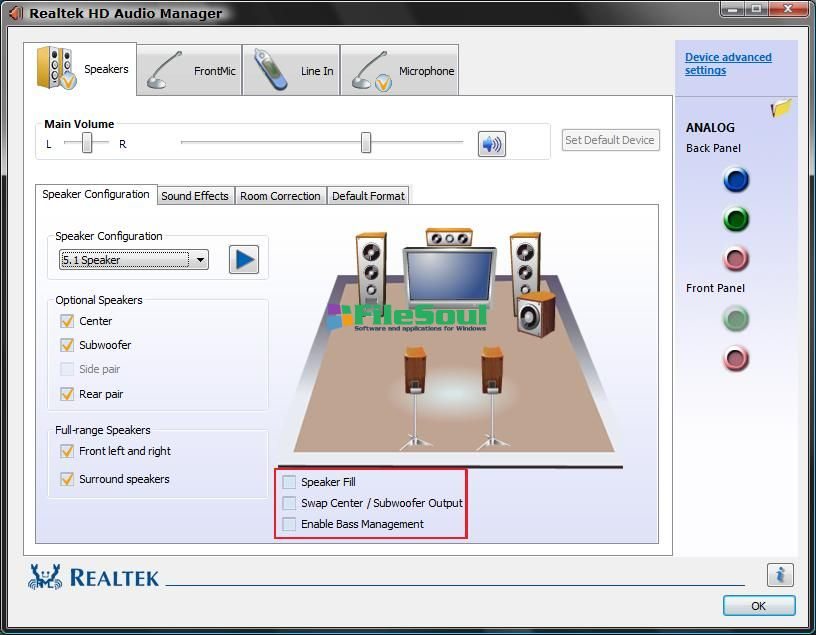 Download Realtek High Definition Audio 2 81 Win 7 for Windows