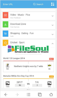 UC Browser6.1.2015.1007 screen capture 2